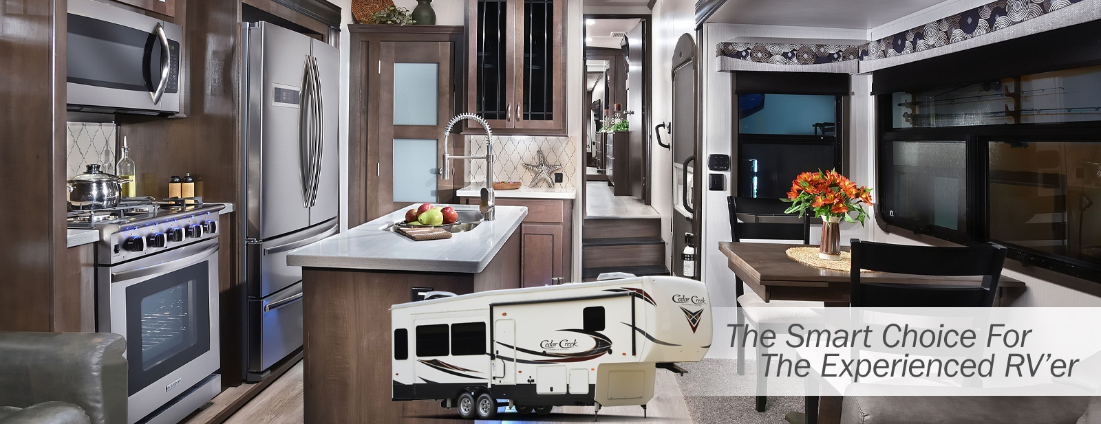Cedar Creek Silverback Edition RVs