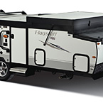 Flagstaff Hard-Side Tent Camper Exterior (Closed) May Show Optional Features. Features and Options Subject to Change Without Notice.