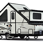 Flagstaff Hard-Side Tent Camper Exterior (Open) May Show Optional Features. Features and Options Subject to Change Without Notice.