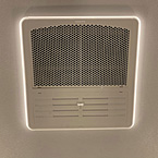 15K BTU Dual Ducted Air Conditioner May Show Optional Features. Features and Options Subject to Change Without Notice.