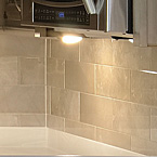 Tile Backsplash May Show Optional Features. Features and Options Subject to Change Without Notice.
