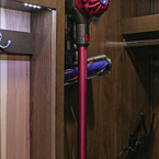 Dyson® Vacuum May Show Optional Features. Features and Options Subject to Change Without Notice.