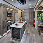 RIVERSTONE LUXURY FIFTH WHEELS May Show Optional Features. Features and Options Subject to Change Without Notice.