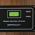 Power Control System May Show Optional Features. Features and Options Subject to Change Without Notice.