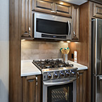 "30"" Microwave, and Stainless