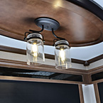 Designer Pendent Lighting May Show Optional Features. Features and Options Subject to Change Without Notice.