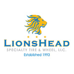 "With Lionshead® ""No Excuses Guarantee"", we have your back when it comes to tires and wheels. May Show Optional Features. Features and Options Subject to Change Without Notice."