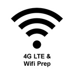 4G LTE & WiFi Prep May Show Optional Features. Features and Options Subject to Change Without Notice.