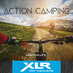 Action Camping - High on Life May Show Optional Features. Features and Options Subject to Change Without Notice.