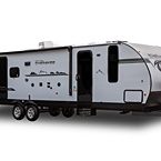 Cherokee Travel Trailers (Black Label) May Show Optional Features. Features and Options Subject to Change Without Notice.