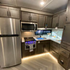353FLFB kitchen and its stainless steel appliances and TONS of storage May Show Optional Features. Features and Options Subject to Change Without Notice.