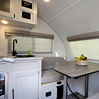 Dinette and Kitchen May Show Optional Features. Features and Options Subject to Change Without Notice.