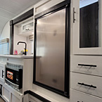 Refrigerator and Cabinet Storage May Show Optional Features. Features and Options Subject to Change Without Notice.