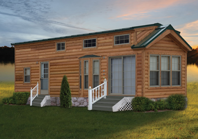 America's Park Cabins Lodge Series