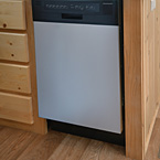 Stainless Steel Dishwasher May Show Optional Features. Features and Options Subject to Change Without Notice.
