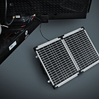 Solar Prep (Std all models). The Zamp 40 amp portable solar panel is sold separately.