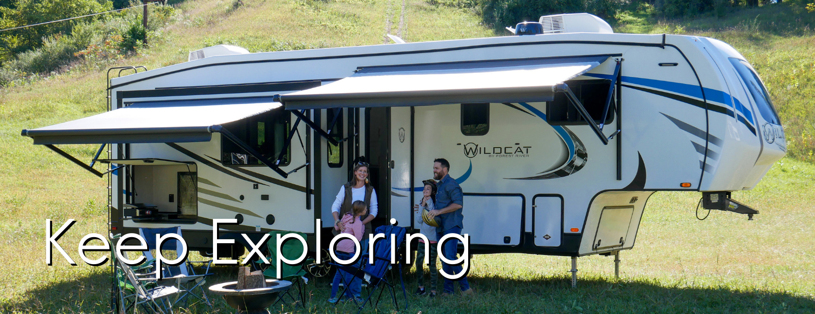 Wildcat Fifth Wheels / Travel Trailers by Forest River RV