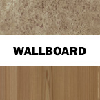Opulence Wall Panel w/ Cedar Panel Wainscoat May Show Optional Features. Features and Options Subject to Change Without Notice.