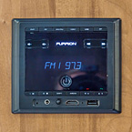 AM/FM Stereo with Bluetooth and USB Ports