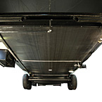 Standard under belly to protect