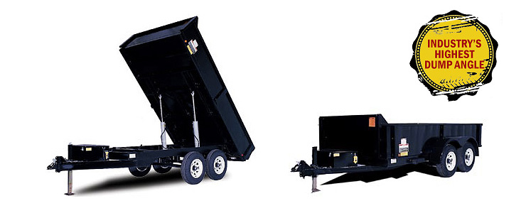 Forest River Dump Trailers
