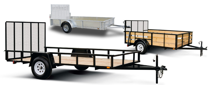 Forest River Utility Trailers