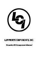 Lippert Components, Inc., Chassis