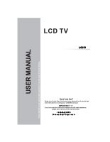 "Legend 42"" LCD TV"