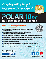 Norcold Refrigerator