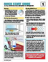 NORCOLD® Refrigerator Quick Start Guide