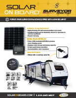 GoPower Solar Panel Flyer