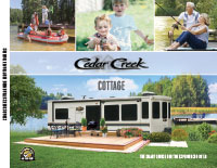 Cedar Creek Cottage Brochure