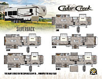 Cedar Creek Silverback Edition Flyer