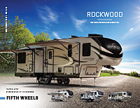 Rockwood Fifth Wheel Brochure