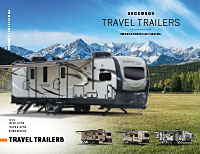 Rockwood Travel Trailer Brochure
