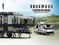 Rockwood Tent Camper Brochure