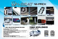 Wildcat 12-Pack Poster