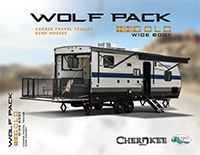 Wolf Pack Gold Series Brochure